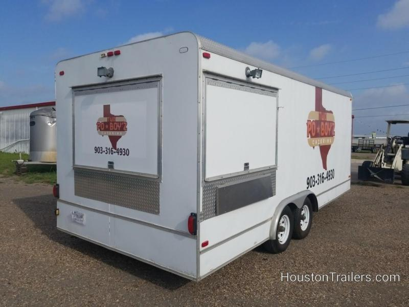 2007 Southwest Cargo Food Concession Trailer CO-1039
