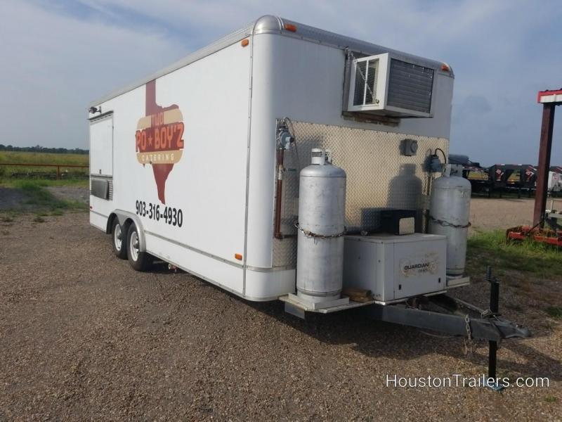 2007 Southwest Cargo Food Concession Trailer CO-1039