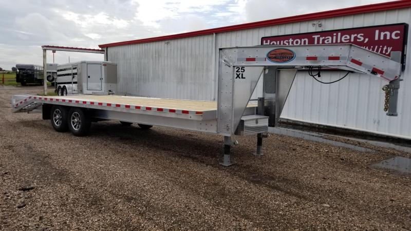 2018 Sundowner Trailers 25' XL DeckOver Flatbed Trailer SD-43