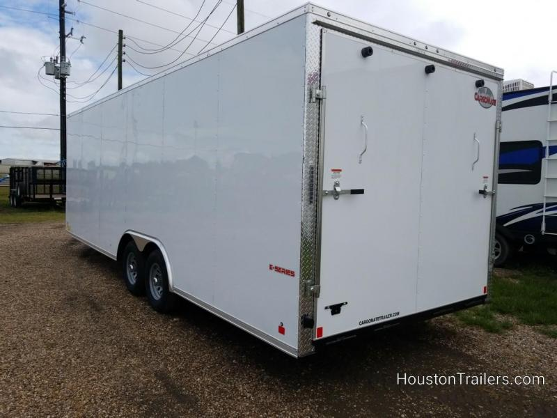 2019 Cargo Mate 24' x 8.5' Enclosed Cargo Trailer FR-55
