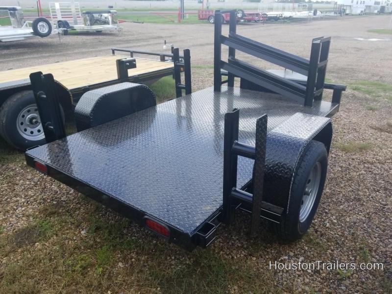 2018 Tiger Welding 8' x 5' Utility Trailer TI-30