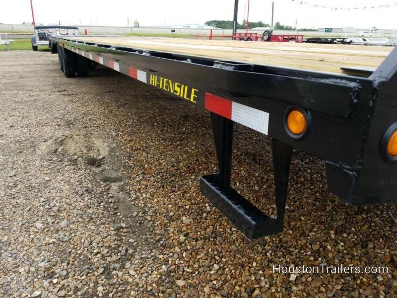 2019 Big Tex Trailers 35' + 5' 22GN Flatbed Trailer BX-157