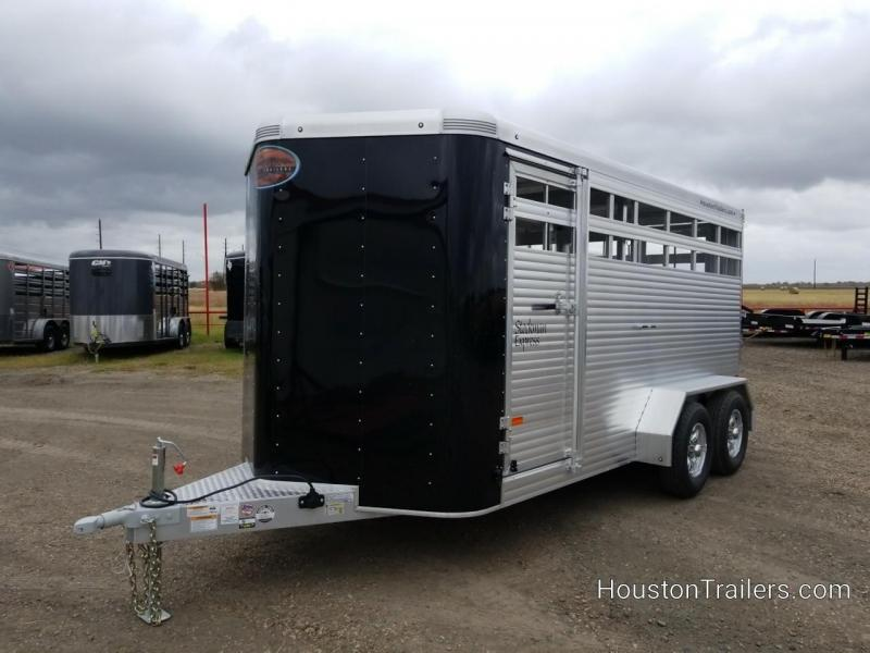 2019 Sundowner Trailers 16' Stockman Livestock SD-113