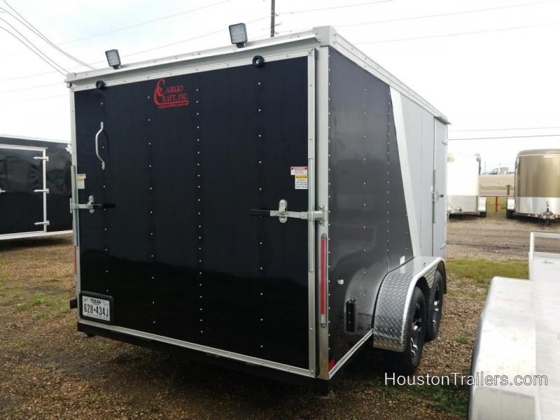 2019 Cargo Craft 14' Enclosed Cargo Trailer CO-1063