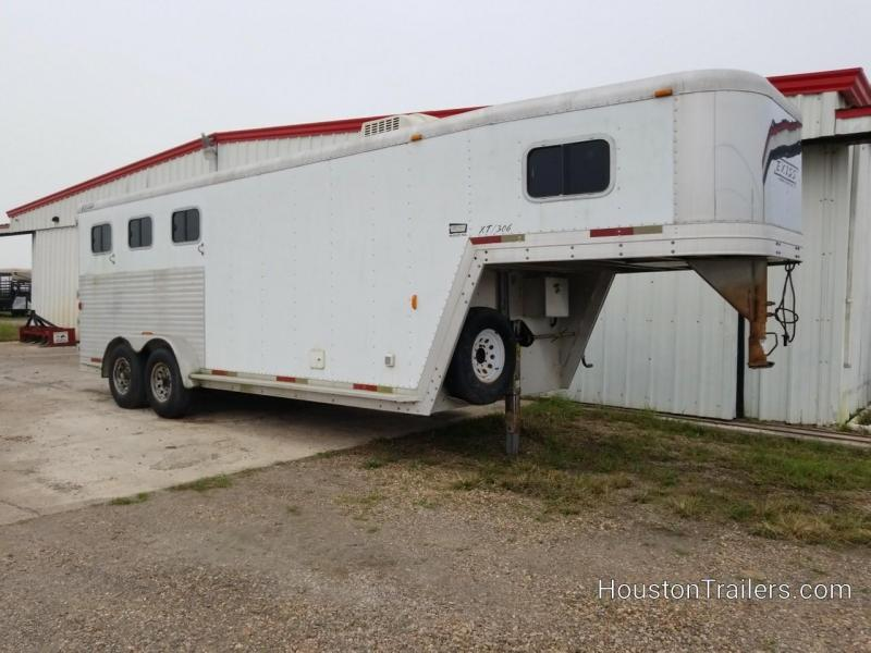 2000 Exiss Trailers XT/306 3 Horse Trailer CO-1056 in TX