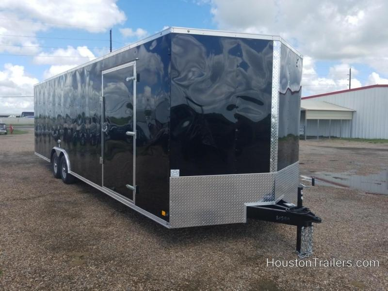 2019 Cargo Mate 28' x 8.5' E-Series Enclosed Cargo Trailer FR-64