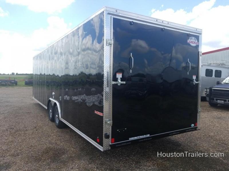 2019 Cargo Mate 28' x 8.5' E-Series Enclosed Cargo Trailer FR-64