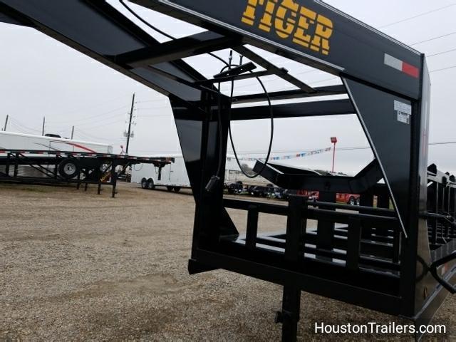 2018 Tiger 60x30 Hay 6 Bale GN Trailer TI-16