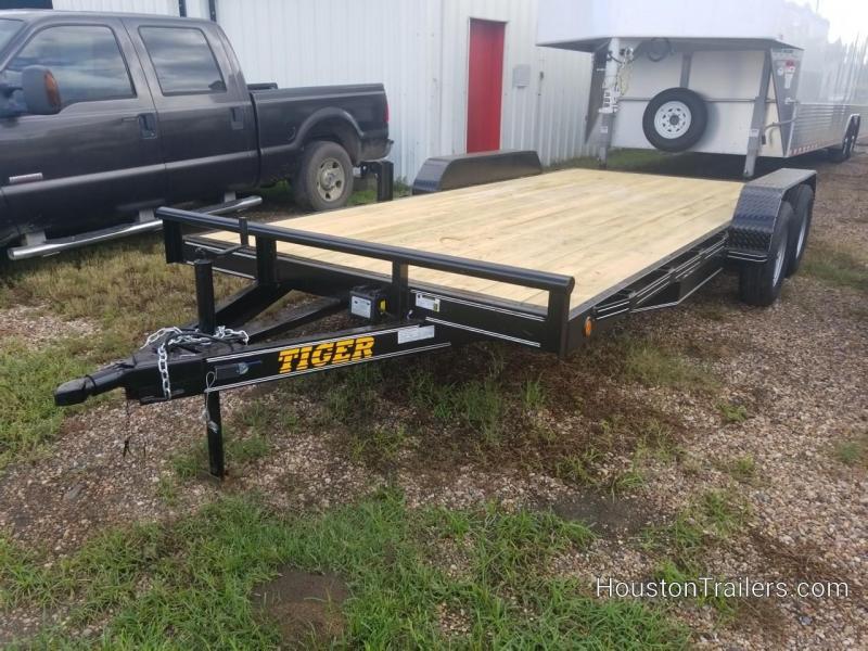2018 Tiger 18' Car Hauler / Racing Trailer TI-28