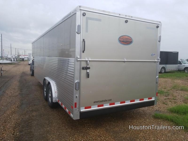 2019 Sundowner Trailers Cargo24GN Enclosed Cargo Trailer SD-105