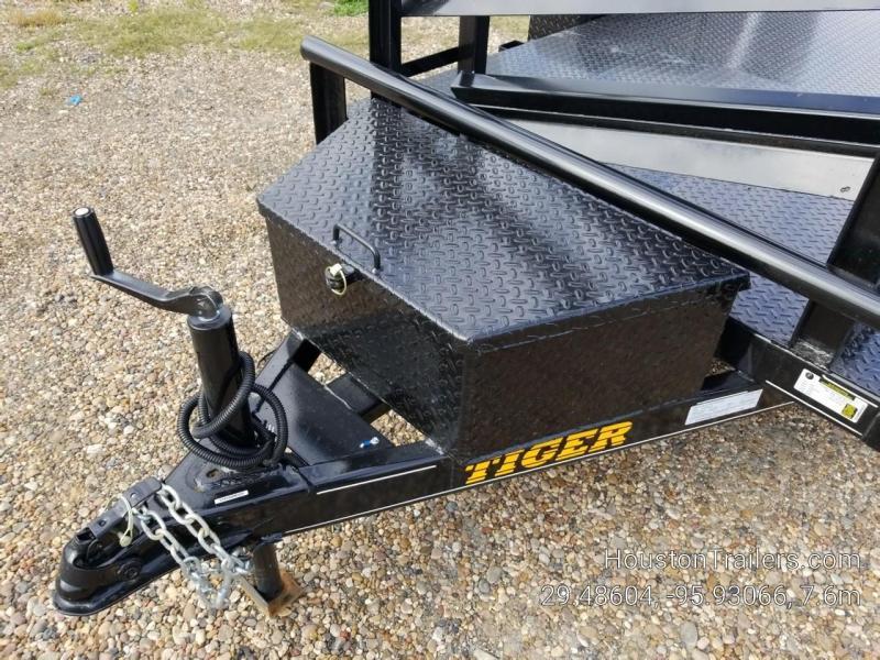 2019 Tiger 8' x 5' Welding Utility Trailer TI-41