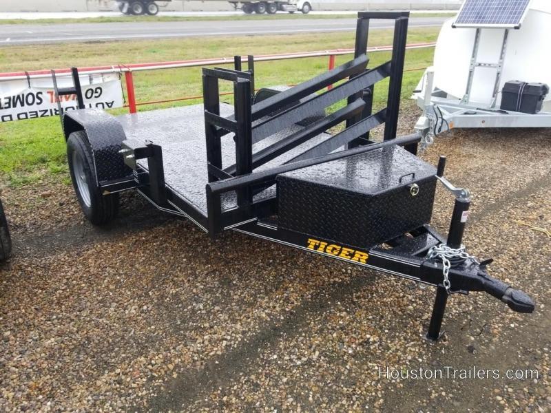 2019 Tiger Welding Utility Trailer TI-56