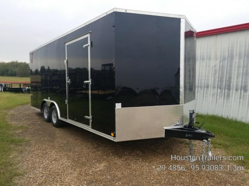 2019 Cargo Mate TXEHW8.520TA2 Enclosed Cargo Trailer FR-66