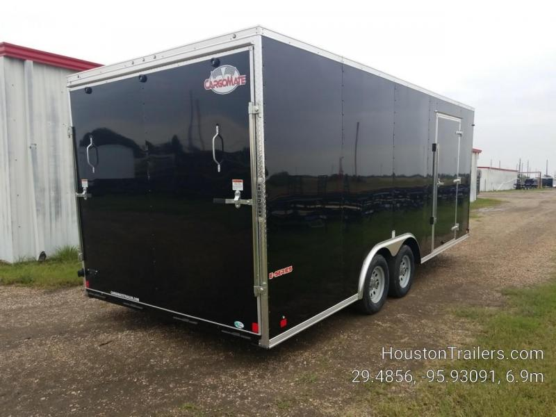 2019 Cargo Mate TXEHW8.520TA2 Enclosed Cargo Trailer FR-66
