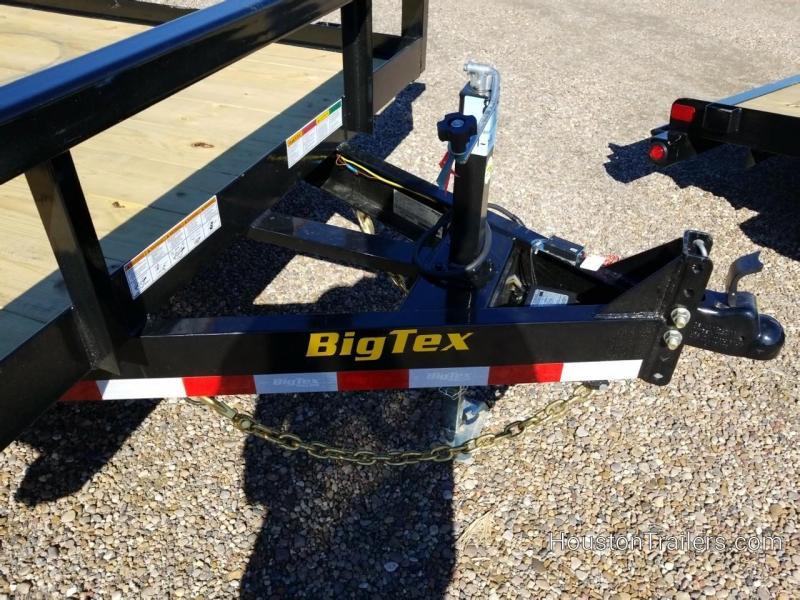 2019 Big Tex Trailers 16' x 7' 14PI Utility Trailer 7K BX-164