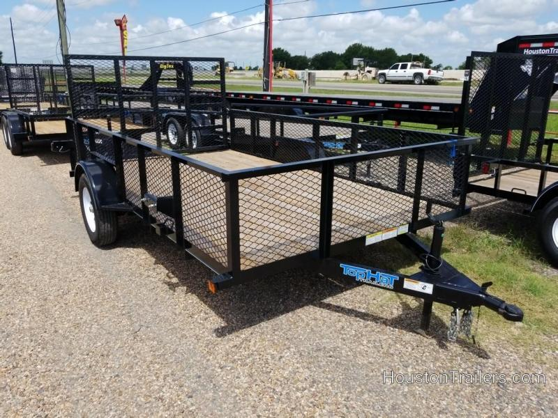 """2019 Top Hat Trailers 12' x 83"""" MRAX Utility Trailer TH-211"""