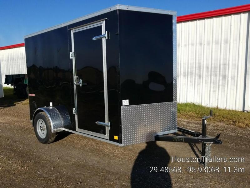 2019 Cargo Mate 10' x 6' Enclosed Cargo Trailer FR-67
