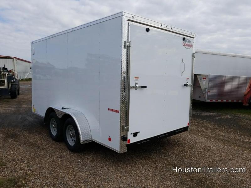 2019 Cargo Mate 7 x 14 Enclosed Cargo Trailer FR-77