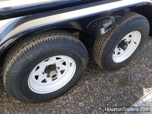 2018 Big Tex Trailers 16' x 7' 10PI Equipment Trailer BX-125
