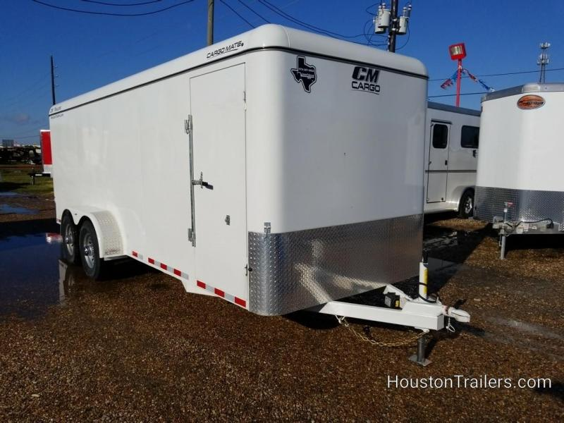 2019 CM Cargo 20' Metro Enclosed Cargo Trailer CM-69
