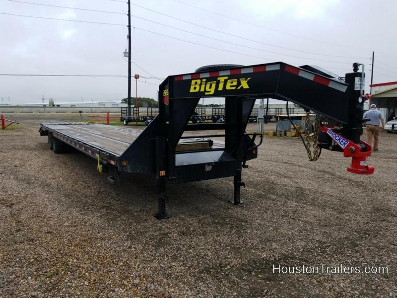 2018 Big Tex Trailers 35+5' 22GN Flatbed Trailer CO-1062