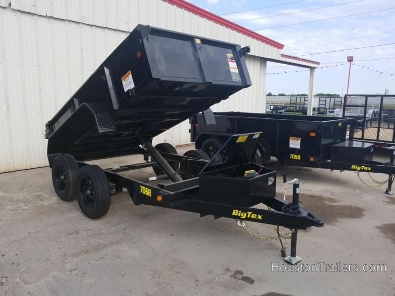 2018 Big Tex Trailers 10' x 5' 70SR Dump Trailer BX-148