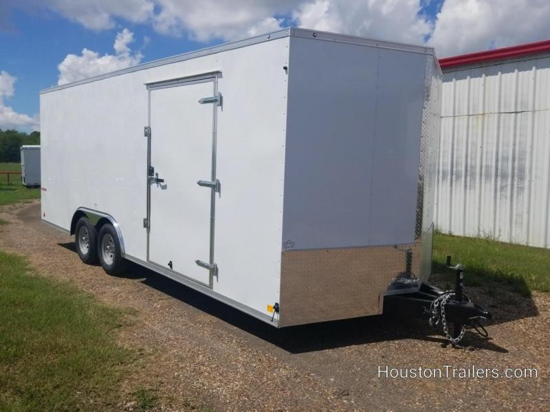 2019 Cargo Mate 8.5' x 20'  Enclosed Cargo Trailer FR-62