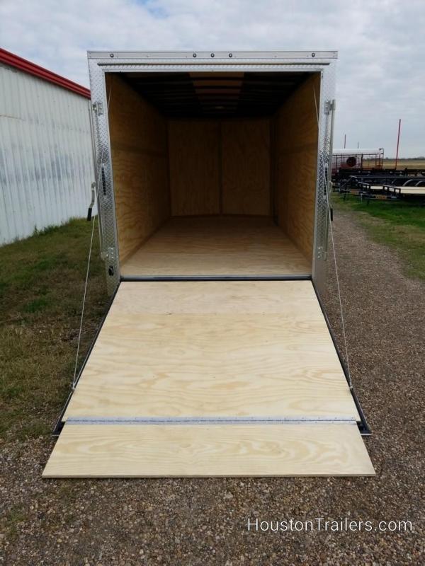 2019 Cargo Mate 7 x 16 Enclosed Cargo Trailer FR-74