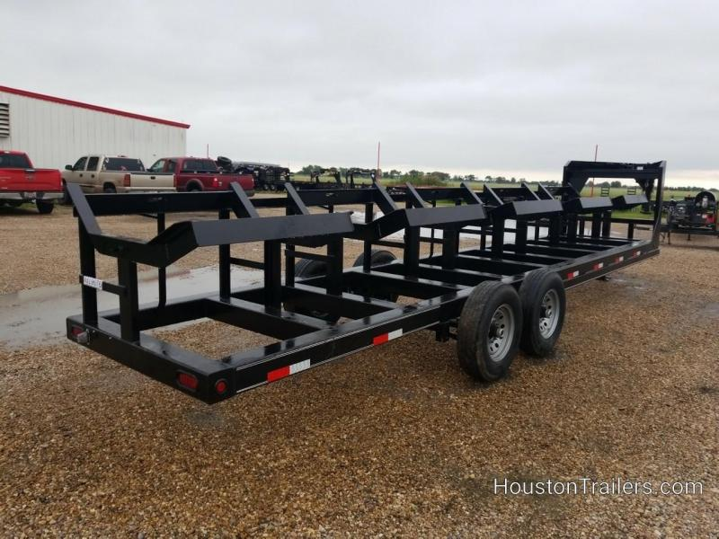 2019 Tiger 60X25 HHGN  5 Bale GN Hay Buggy TI-49