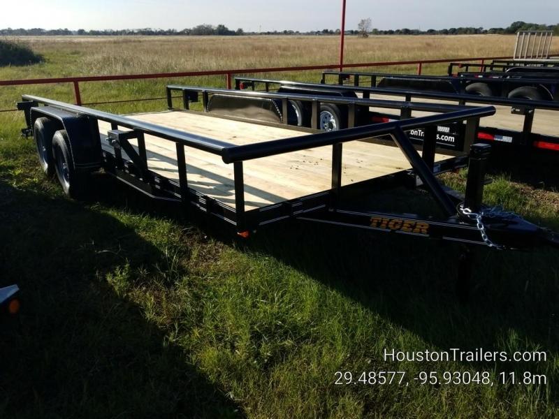 2019 Tiger 8318T Utility Trailer TI-37