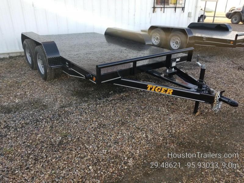 2019 Tiger 8312T Utility Trailer TI-35