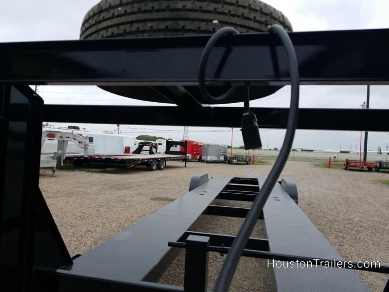 2018 Big Tex Trailers 2 Car Hauler / Racing Trailer 34' BX-146