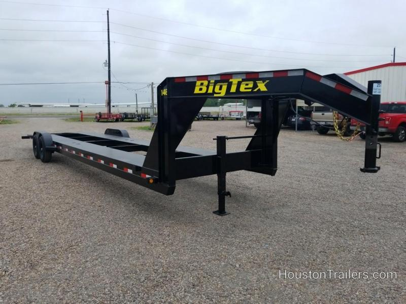 2018 Big Tex Trailers 2 Car Hauler / Racing Trailer 34' BX-146