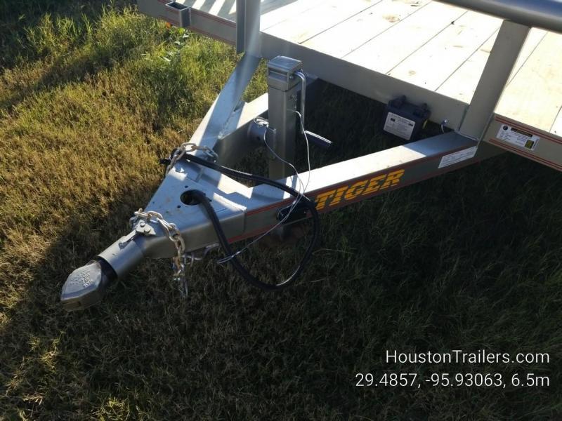 2019 Tiger 8320T Utility Trailer TI-38