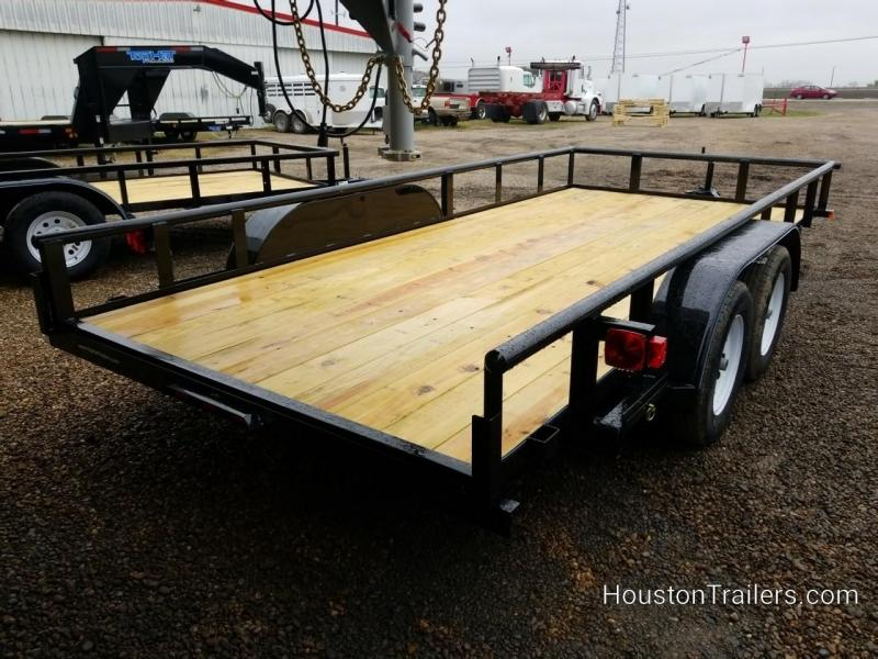 2019 Top Hat 16' Trailers MP Utility Trailer TH-159