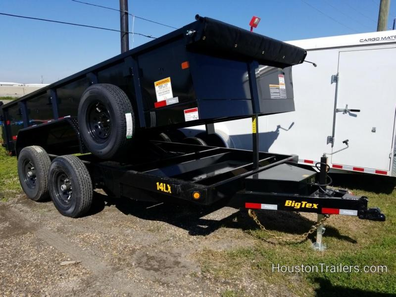 2019 Big Tex Trailers 14LX Dump 12' Trailer BX-168