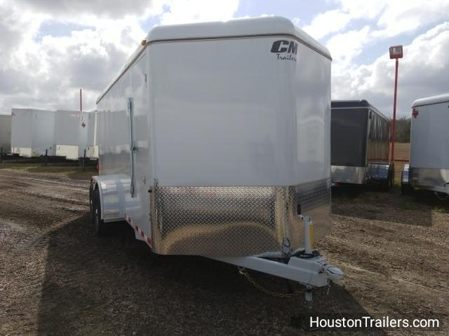 2018 CM Trailers 16' Cargo Mate Enclosed Cargo Trailer CM-37