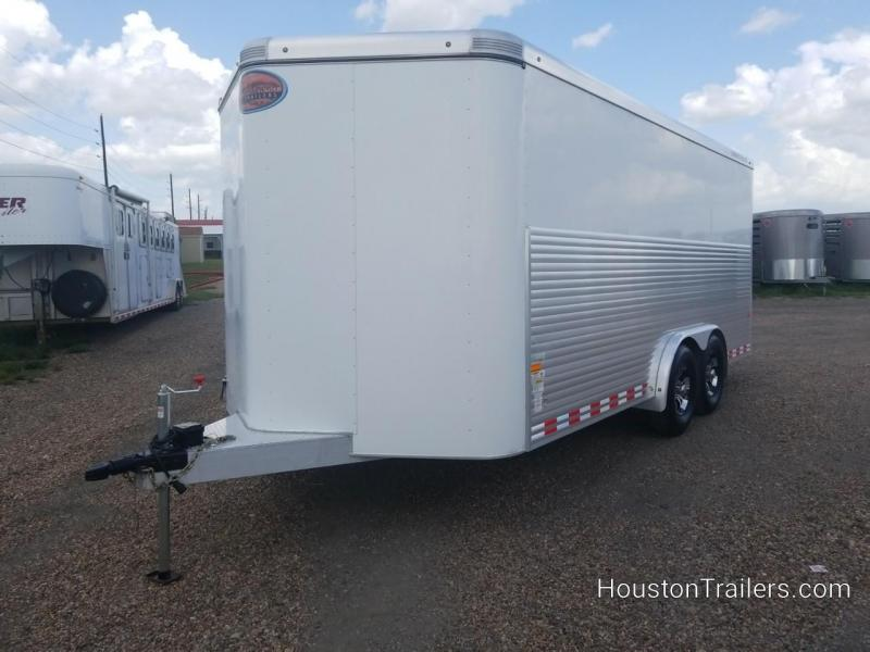 2017 Sundowner Trailers 20' x 8' x 7' Enclosed Cargo Trailer SD-102