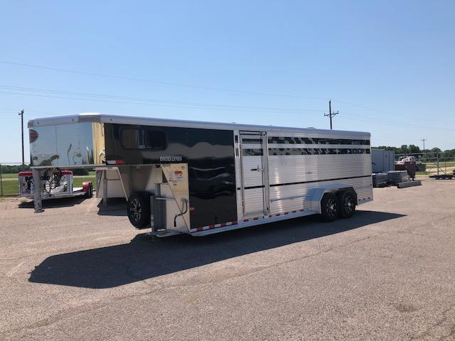 2019 Sundowner Trailers 24' Rancher Express Show Livestock SPECIAL ORDER Trailer