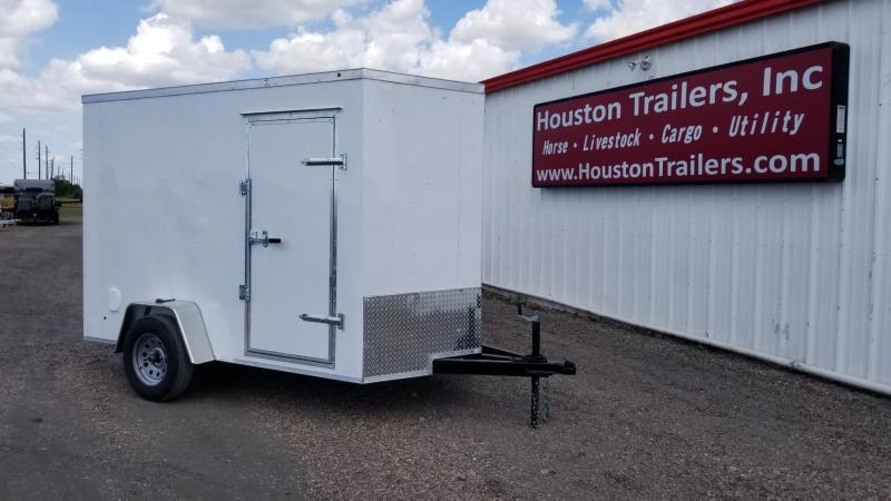 2018 Salvation Trailers 6' x 10' Enclosed Cargo Trailer CT-10