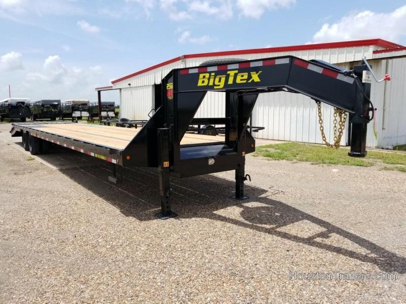 2019 Big Tex Trailers 25GN 35+5 Flatbed Trailer BX-150