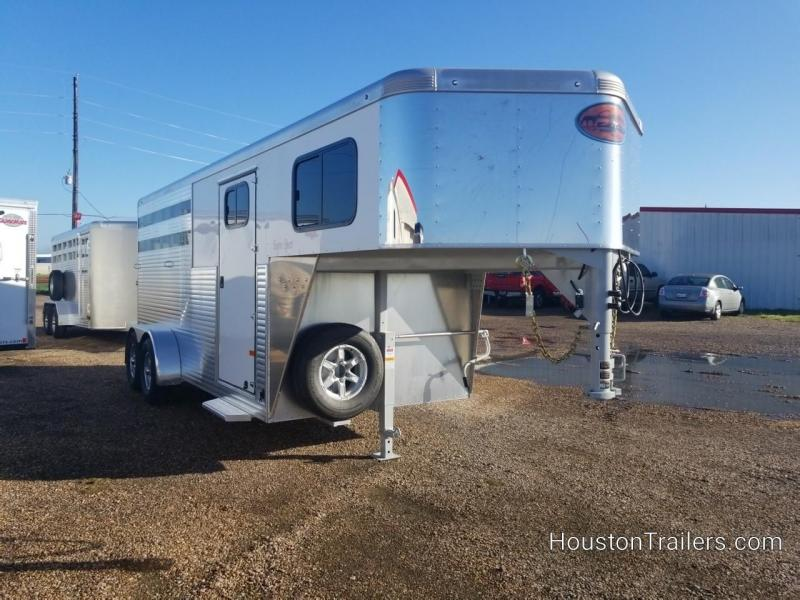 2019 Sundowner Trailers Super Sport 3 GN Horse Horse Trailer SD-108