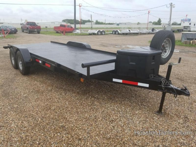2014 Outlaw Trailers 20' CH Car / Racing Trailer 8070