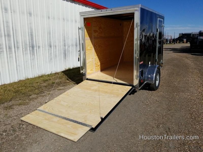 2019 Cargo Mate 10' x 6' Enclosed Cargo Trailer FR-71