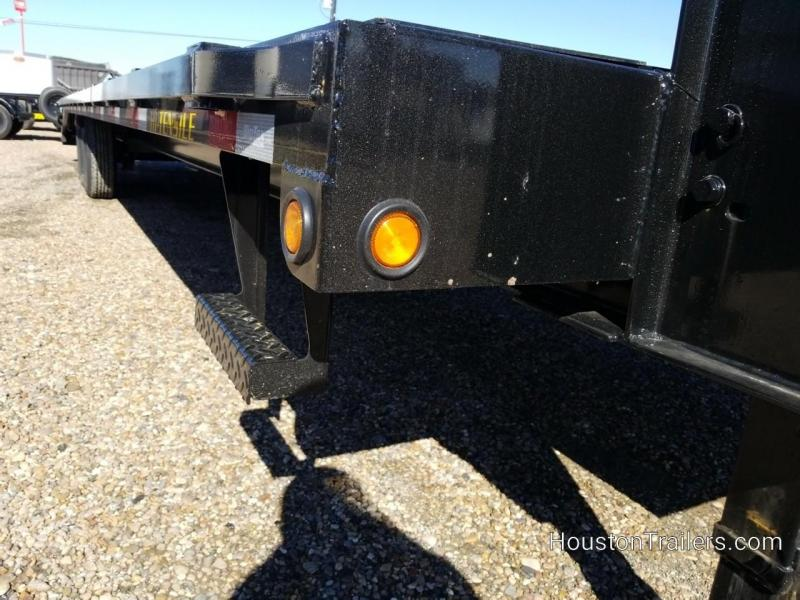 2019 Big Tex Trailers 25+5 14GN Flatbed Trailer 15.9K BX-162