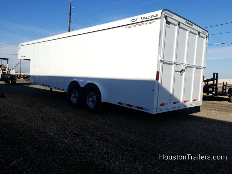 2019 CM Cargo Metro 24' Enclosed Cargo Trailer CM-68