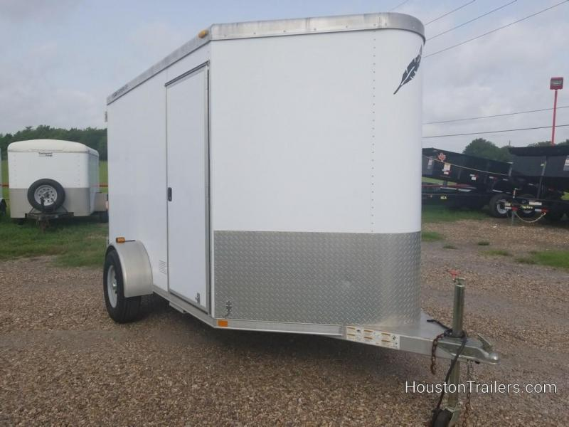 2005 Featherlite 6' X 10' Enclosed Cargo Trailer CO-1041