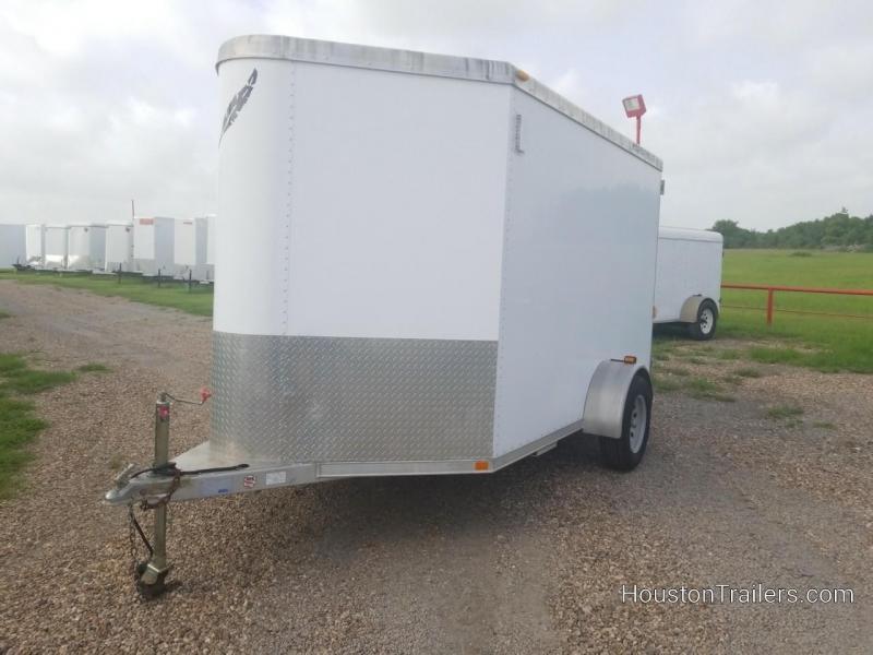 2005 Featherlite 6' X 10' Enclosed Cargo Trailer CO-1041