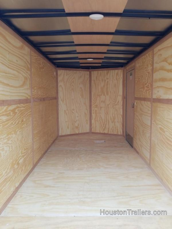 2019 Cargo Mate 7 x 14 Enclosed Cargo Trailer FR-75