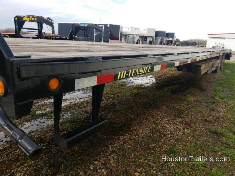 2017 Big Tex Trailers 40' 22GN Flatbed Trailer CO-1066